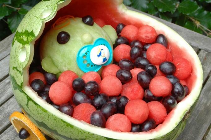 Vandmelonbaby