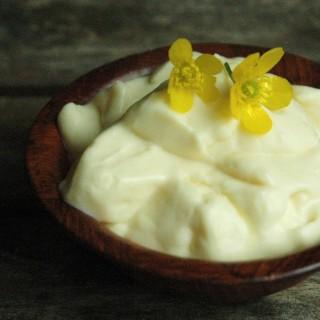 Hjemmelavet vegansk smør