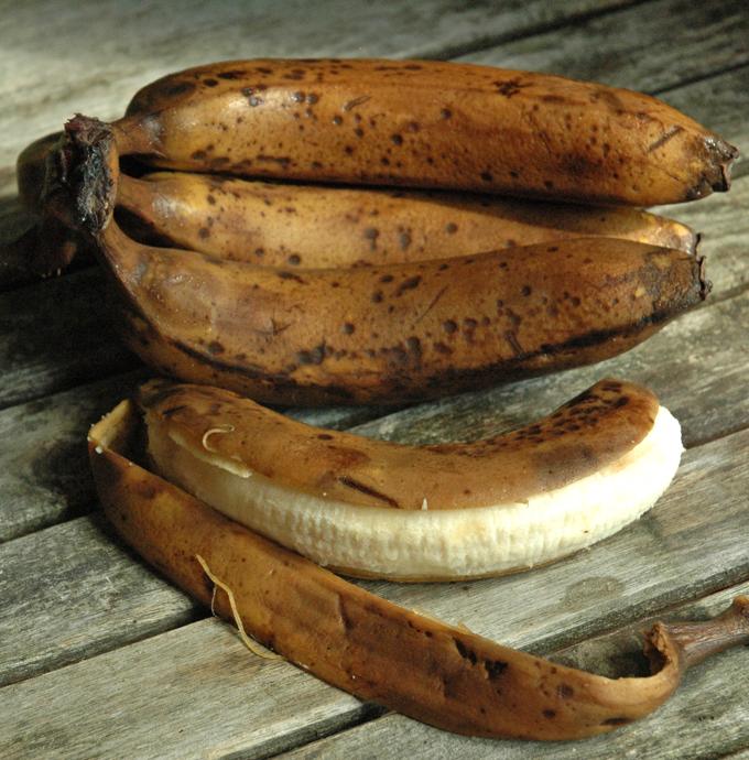 bananer i køleskab
