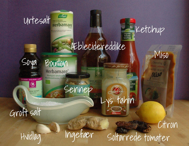Smagsgivere Vegansk køkken