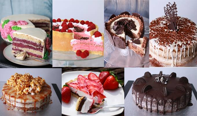 Vegansk catering kage