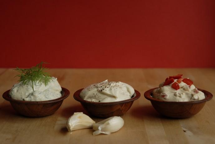 Opskrift Vegansk smøreost ost