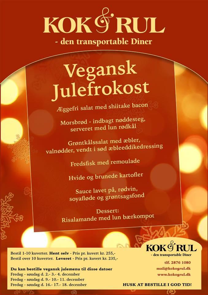 vegetarisk julefrokost 2016
