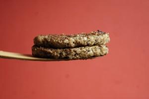 Veganske hamburger og burgerbøffer