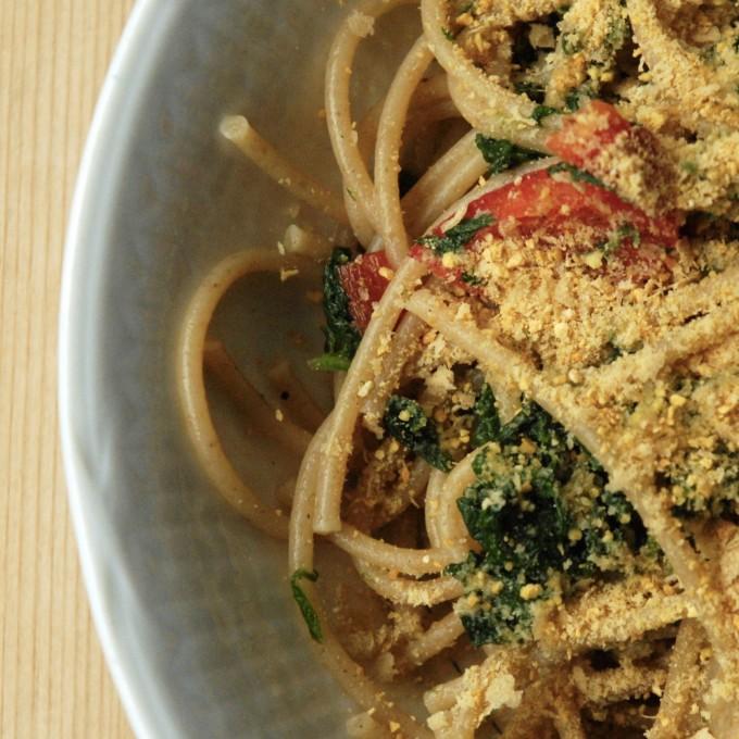 Parmesund – vegansk 'parmesan'