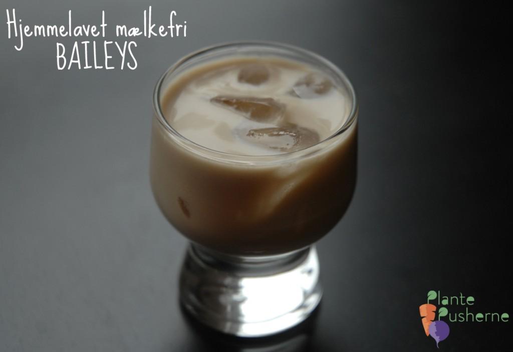vegansk Baileys sukkerfri opskrift