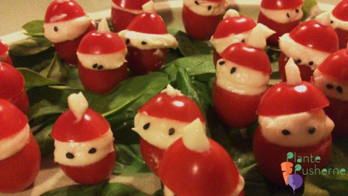 tomatnisser med pastinak - vegansk jul