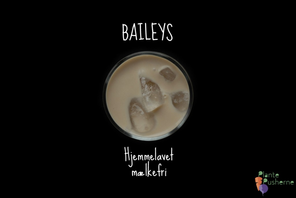 Hjemmelavet baileys uden mælk