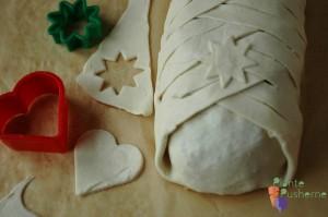 Hvordan pynter man butterdej