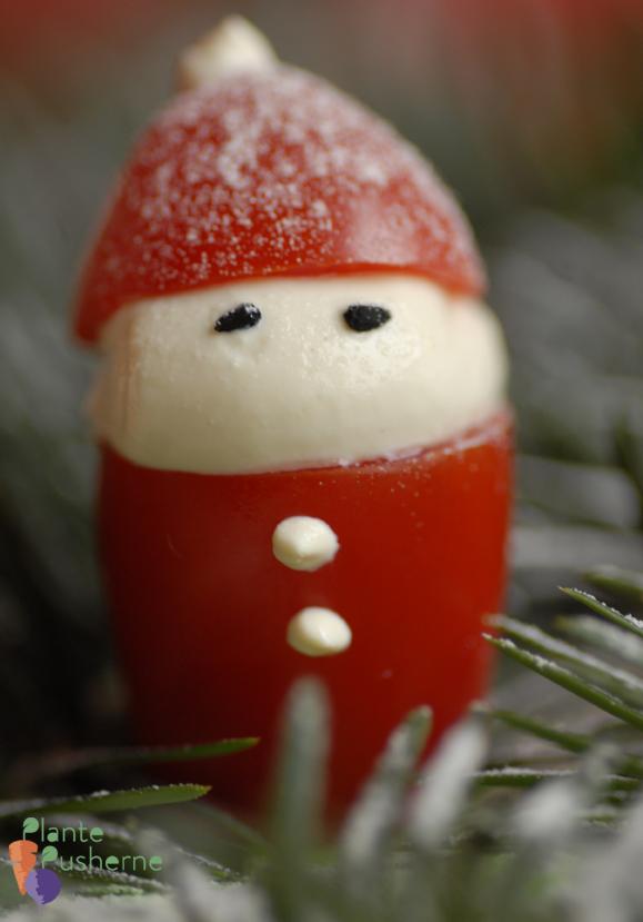 Tomatnisser vegansk jul