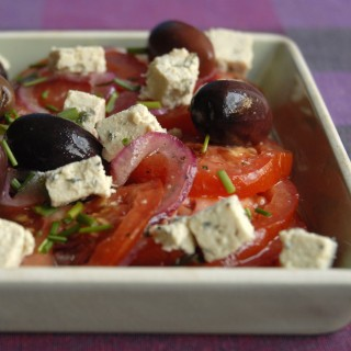 Vegan FETA cheese from plant milk