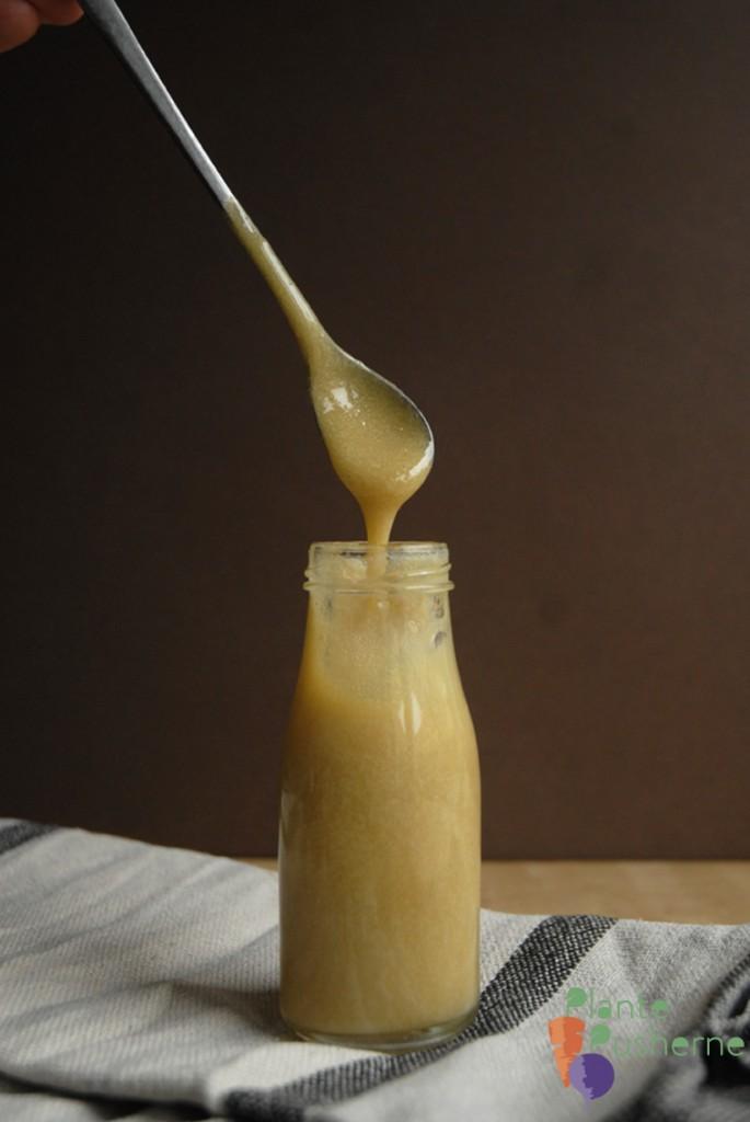 kondenseret sojamælk