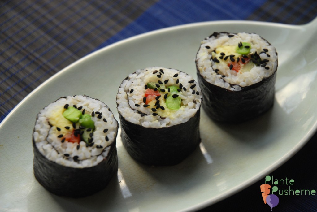 kikærtetofu sushi