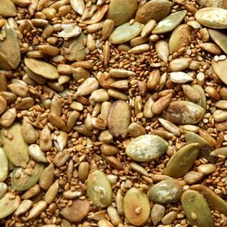 Soyaristede kerner – som snack eller drys (oliefri)
