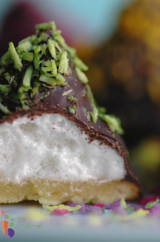 vegan tunnocks tea cakes krembo mumsmums gräddbollar