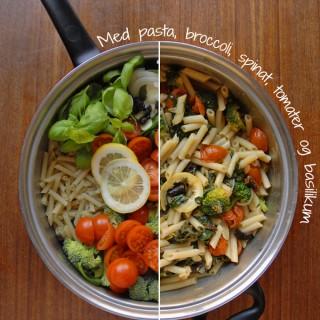 One-Pot-Pasta – et komplet måltid på 15 minutter