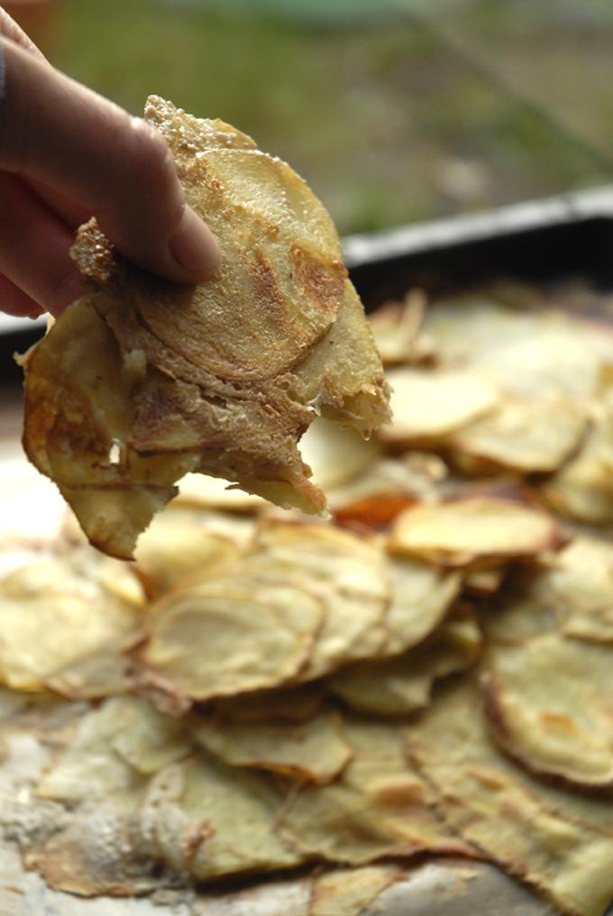 Tahinkartoffelfad
