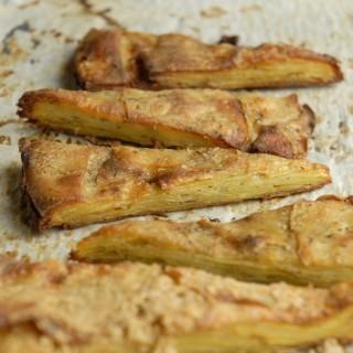 Veganske Pommes Anna – Pommes Nina?