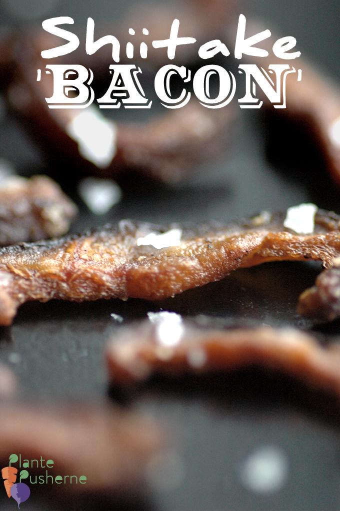 vegansk bacon