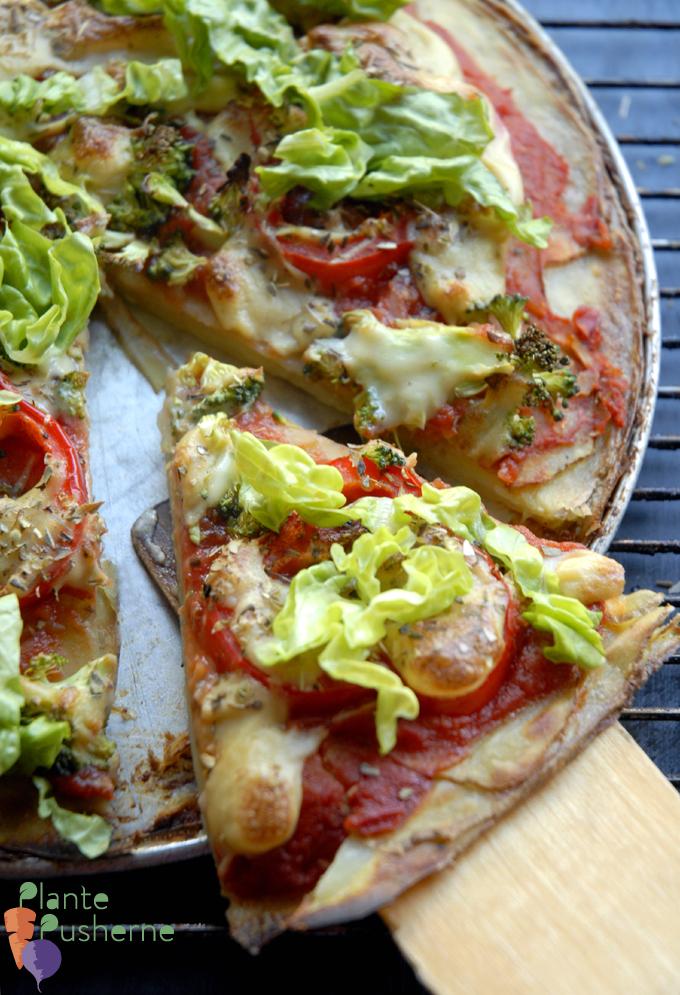 Pommes Pizza glutenfri