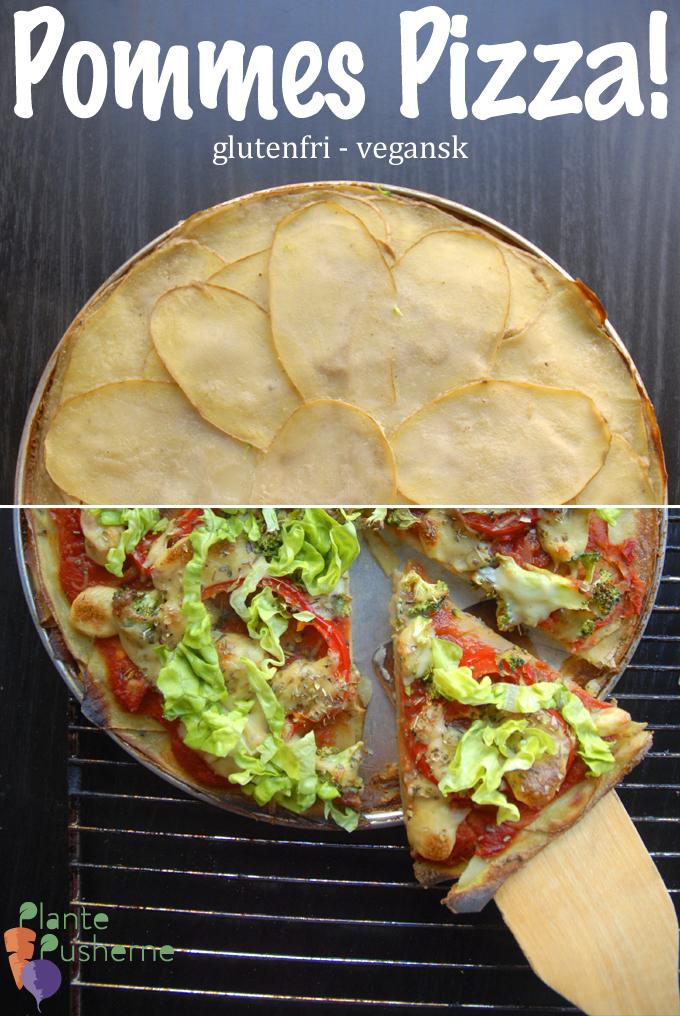 Pommes Pizza (glutenfri rap)
