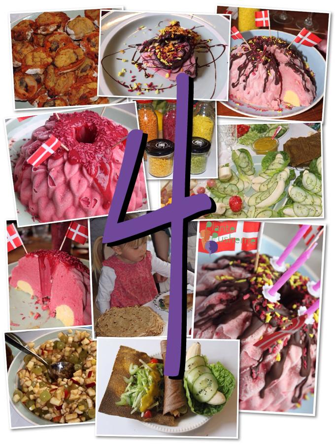 Børnefødselsdag Inspiration vegansk børnefødselsdag - 4 år • plantepusherne - vegansk mad