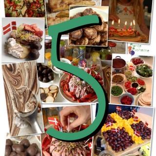 Vegansk børnefødselsdag – 5 år