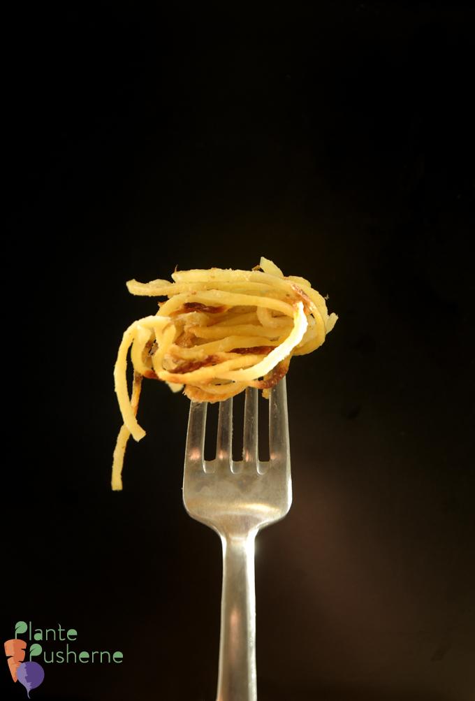 Kartoffelspagetti