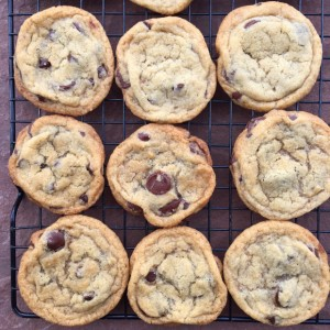 Chocolate chips vedged out