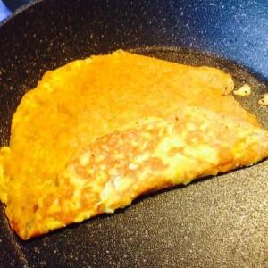 æggefri omelet