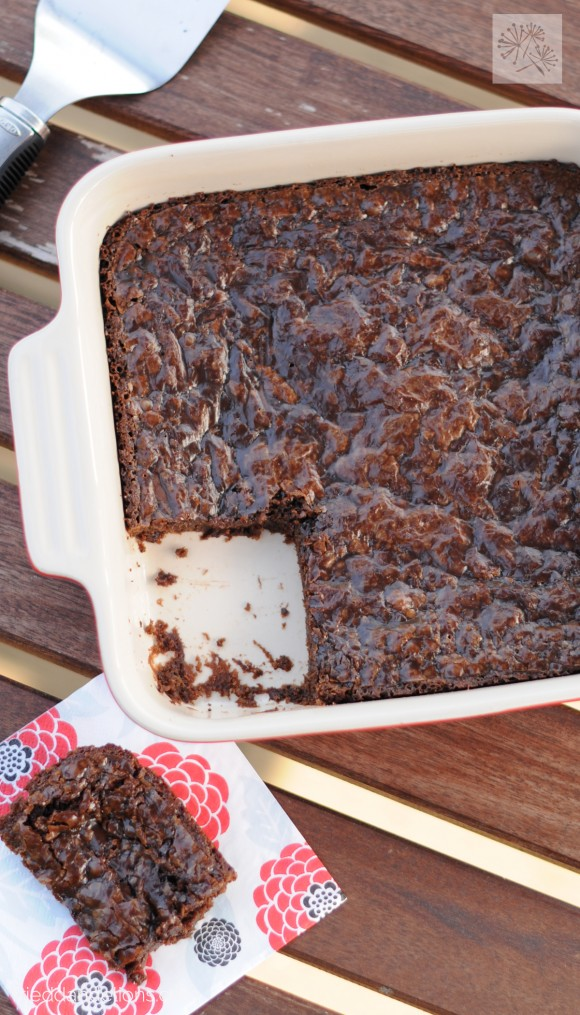 brownies frieddandelions