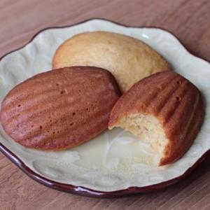 Veganske madeleines
