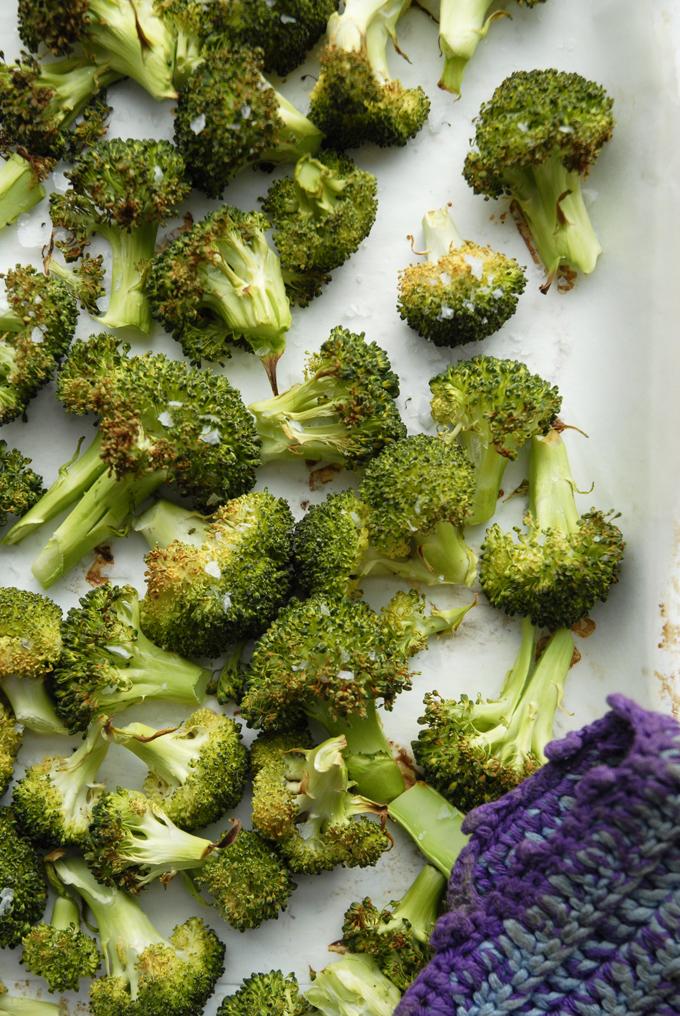 broccoli uden olie