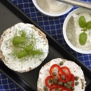 Vegansk smøreost – mælkefri, sojafri, oliefri