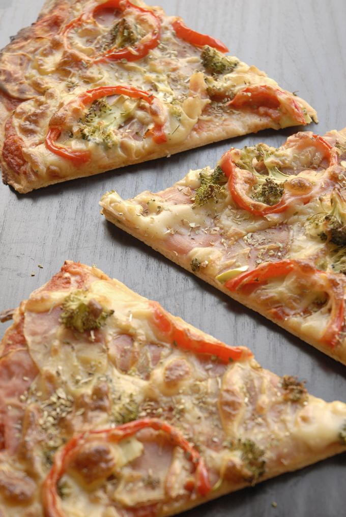 vegansk pizza ost