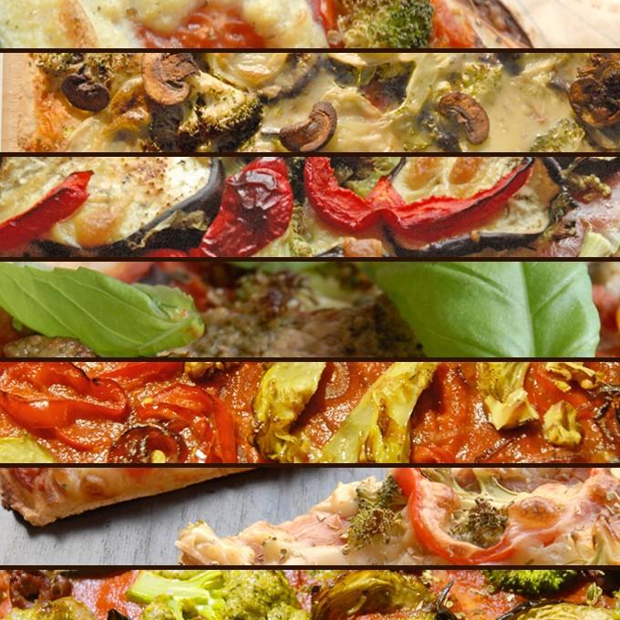 Ultimativ inspiration til vegansk pizza uden 'produkter'