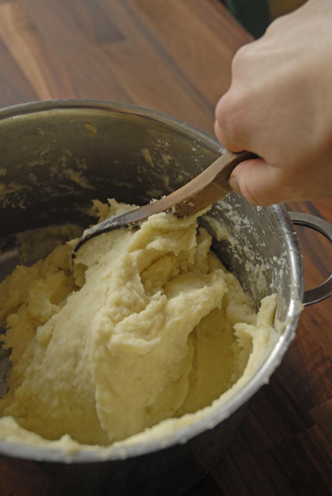 Vegansk kartoffelmos