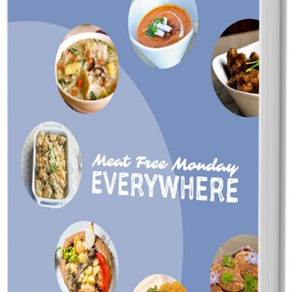 Free e-cookbook from Meat free Mondays