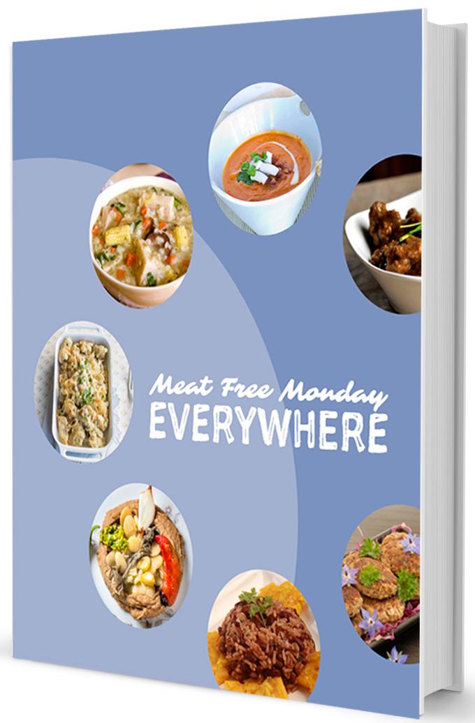 meatfree mondays cookbook