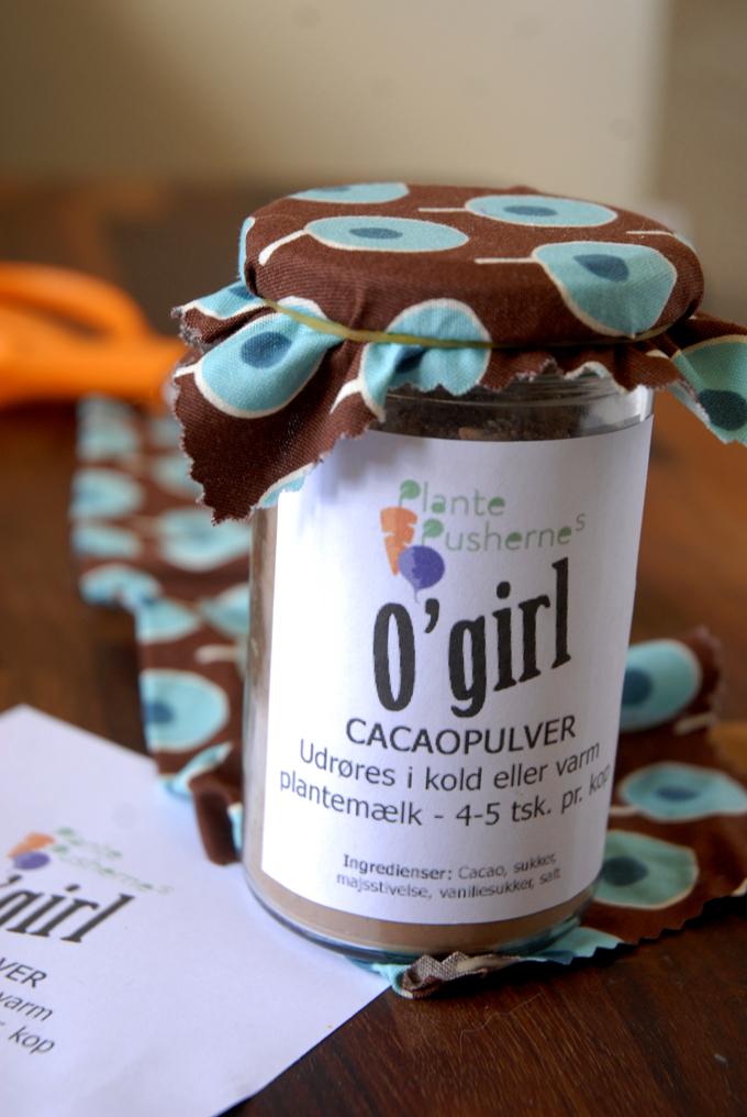 Gaveidé - cacaopulver