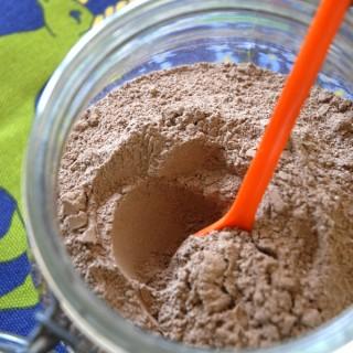 Hjemmelavet mælkefri cacaopulver a la o'boy