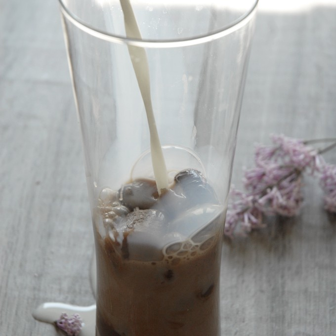 Is-cacao latte