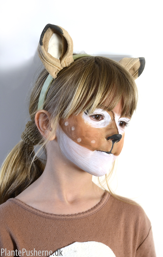 Bambi facepaint