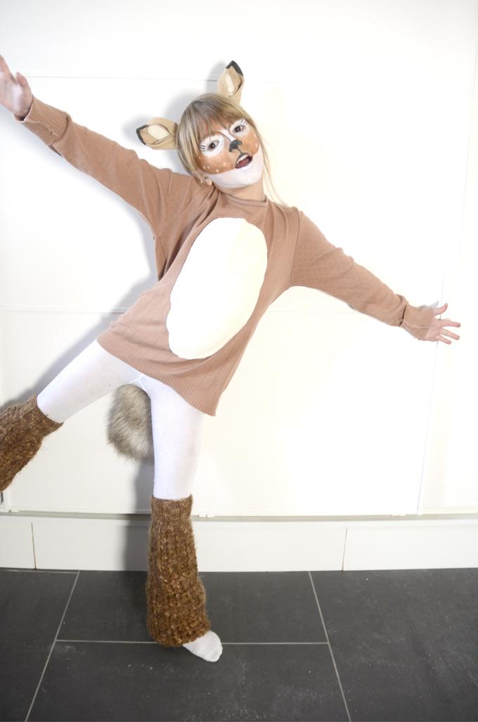 Bambi udklædning