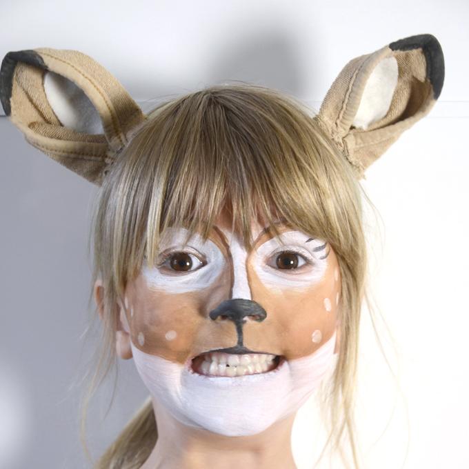 Ansigtsmaling Bambi