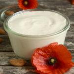 Mandelyoghurt