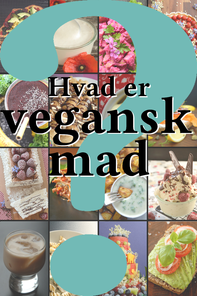 hvad er vegansk mad