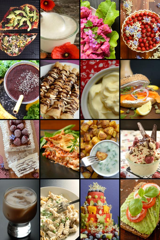 Hvad spiser en veganer