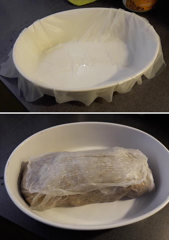 Morsbrød glutenfrit