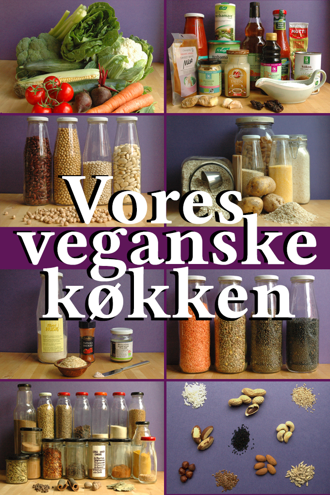 vegansk køkken